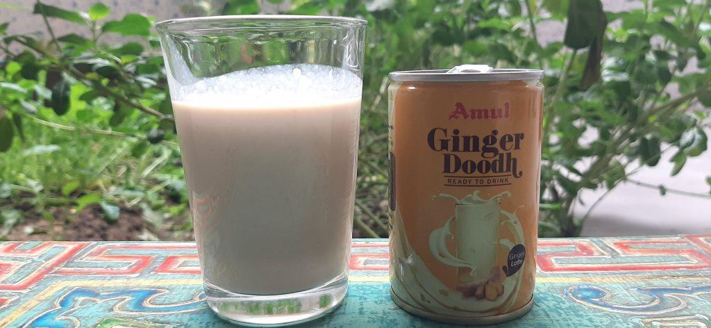 अमूल जिंजर दूध