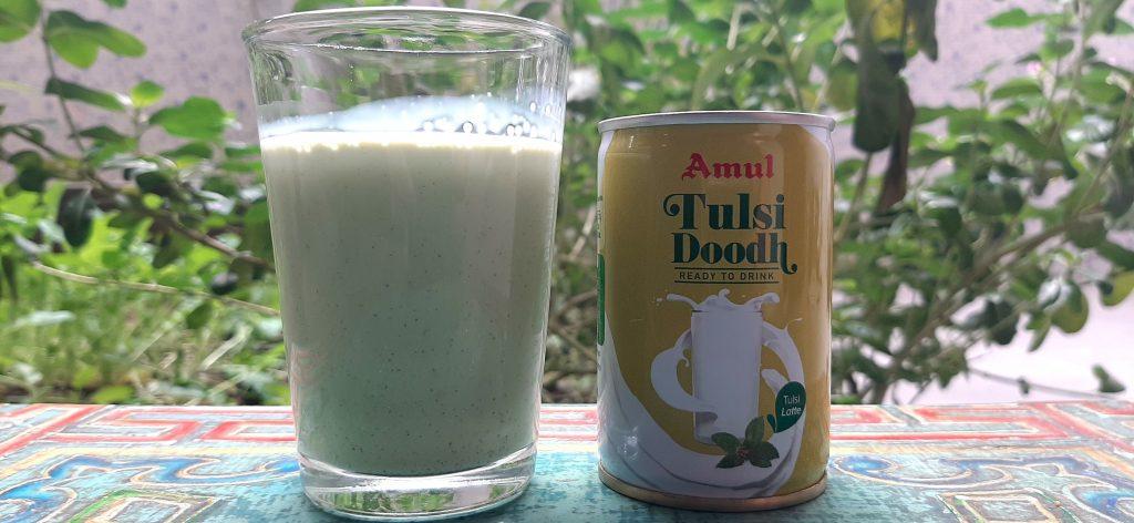अमूल तुलसी दूध