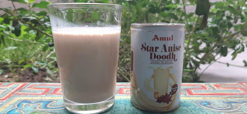 अमूल स्टार नाइस दूध