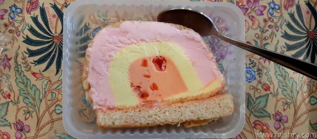 मदर डेयरी कसाटा आइसक्रीम
