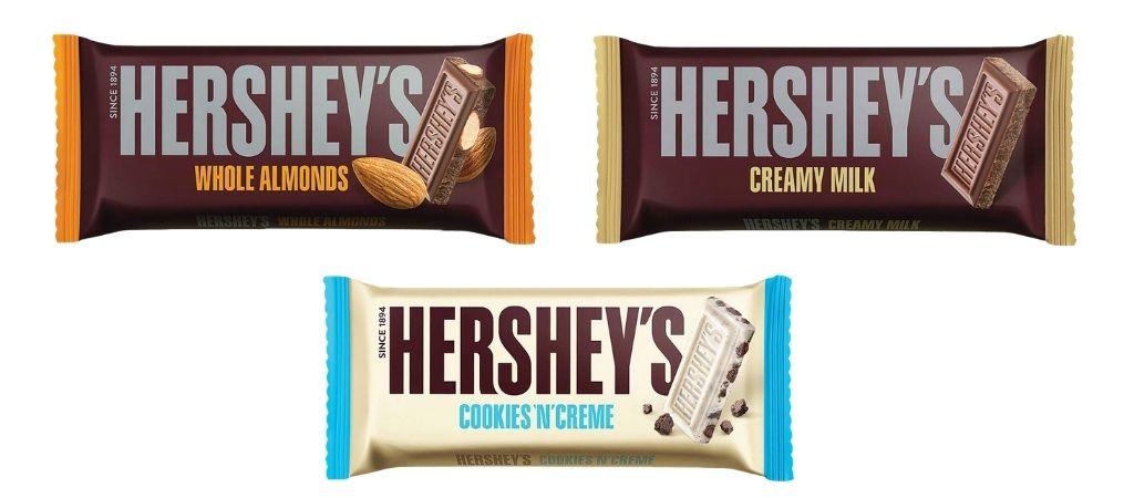 हर्षीस चॉकलेट फ्लेवर