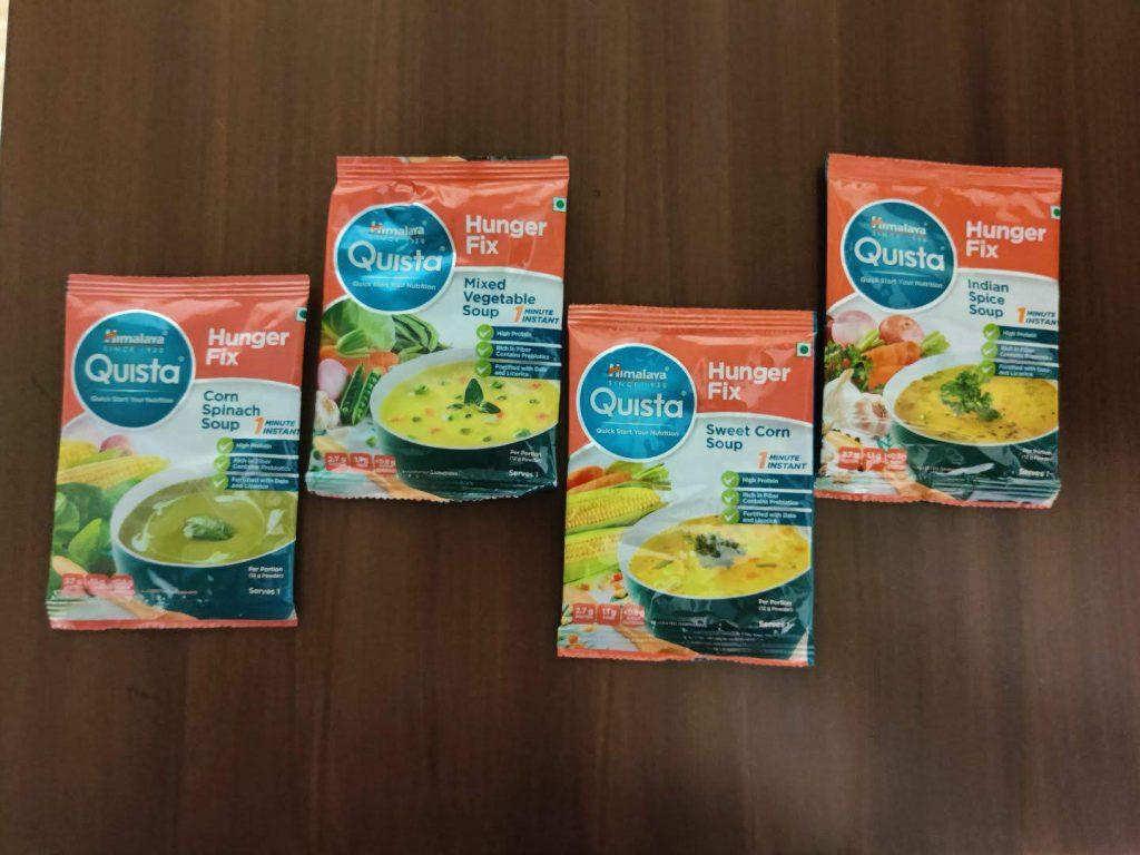 हिमालय क्विस्टा रेडीमेड सूप रिव्यू