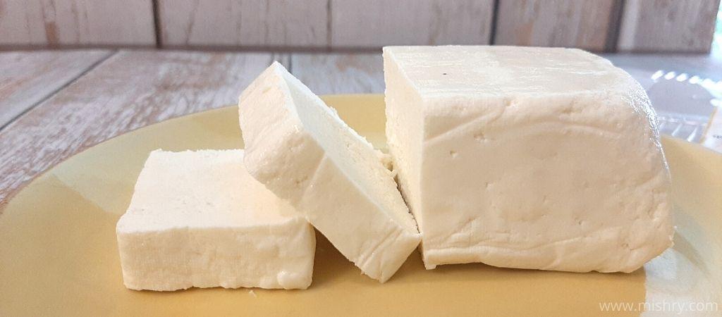 हैप्पी एंड गई पनीर - प्लेन पनीर