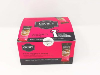 Gouri's Natural Energy Bars-mishry