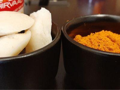 Aashirvaad Ready To Eat Instant Mini Idli Sambar