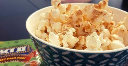 Act II Popcorn Pani Puri Flavor