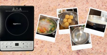 Amazon Induction Cooktop Review