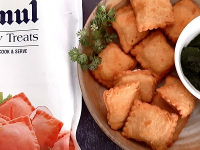 Amul Cheese Onion Pockets Review