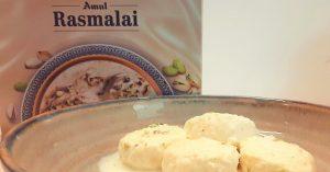 Amul Rasmalai Review