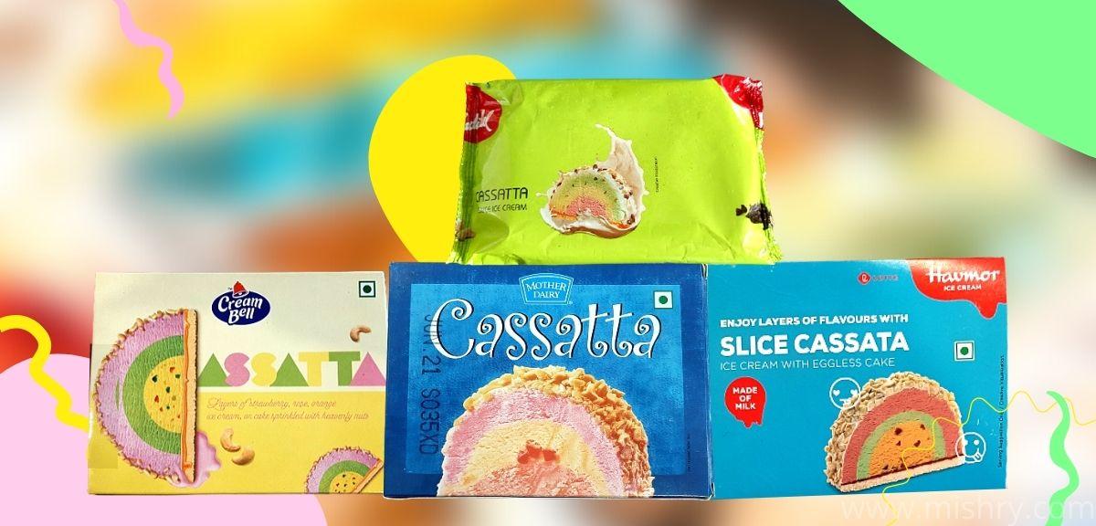 Best Cassata Icecream In India