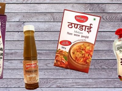 Best Thandai Brands In India