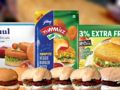 Best Veggie Burger Patties in India