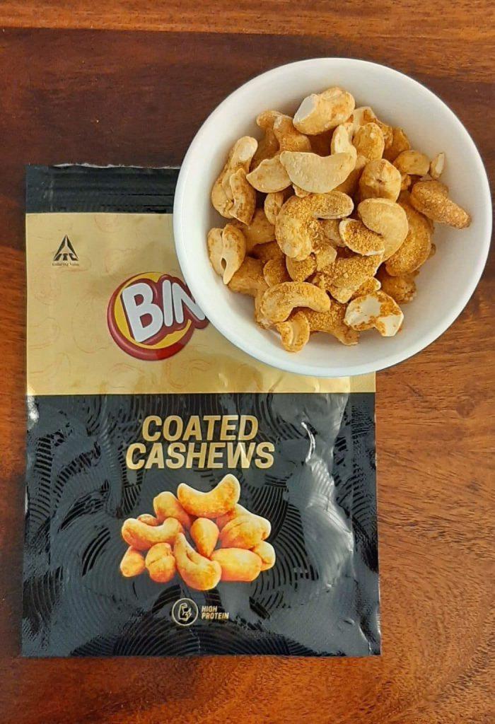 Bingo Box Of Joy Review – Coated Cashews