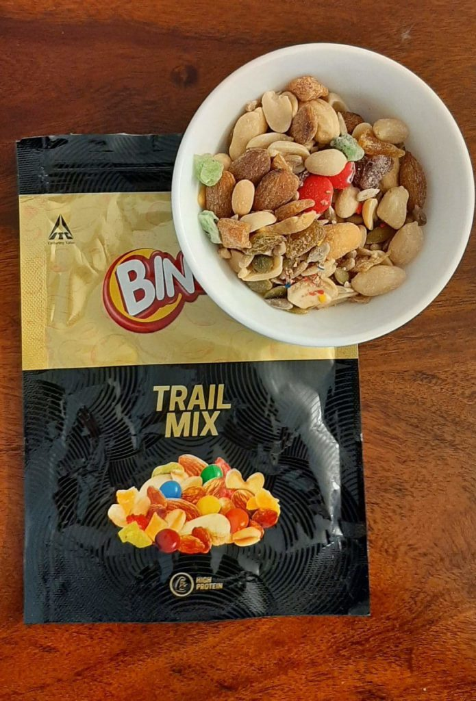 Bingo Box Of Joy Review – Trail Mix
