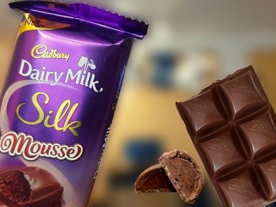 Cadbury Dairy Milk Silk Mousse Review