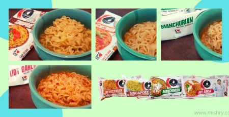 Ching's Secret Instant Noodles Review