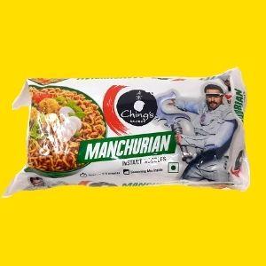 Ching's Secret Instant Noodles Review - manchurian