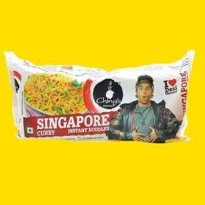 Ching's Secret Instant Noodles Review - singapore