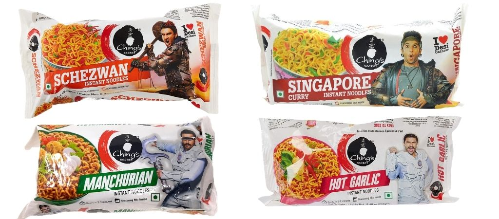 Ching's Secret Instant Noodles