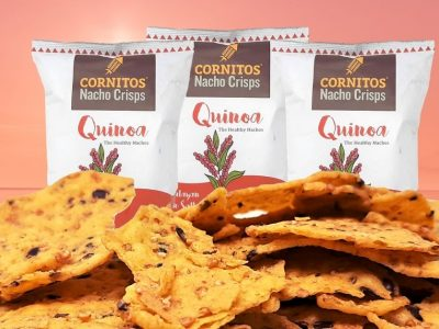 Cornitos Quinoa Chips