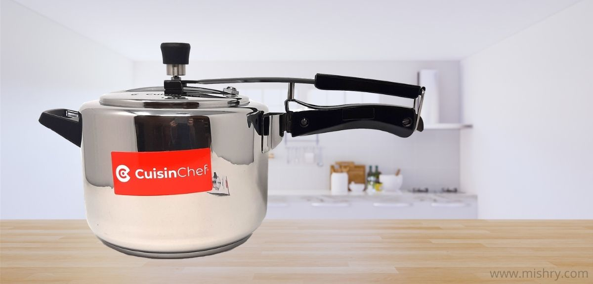 Cuisinchef Pressure Cooker Review