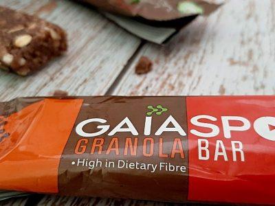 Gaia Sport Granola Bar Review