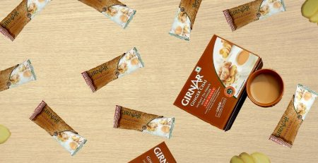 Girnar Instant Tea Premix – Ginger Chai With Low Sugar Review