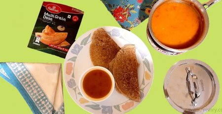 Haldiram Multigrain Dosa Mix Review