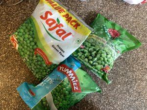 best frozen peas-mishry