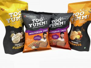 Too Yumm snacks-mishry