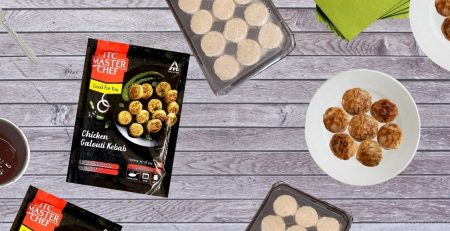 ITC chicken galoti kebab review