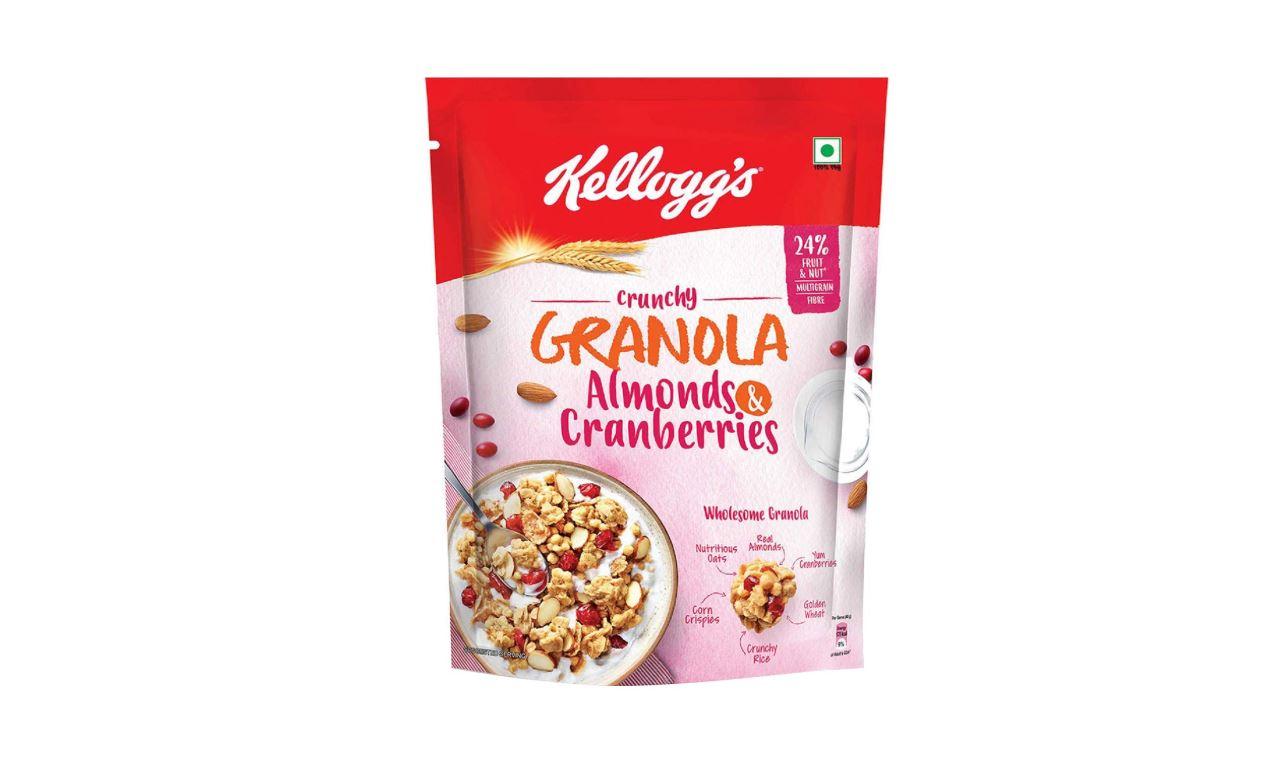 Kelloggs-granola-Almong-Cranberries