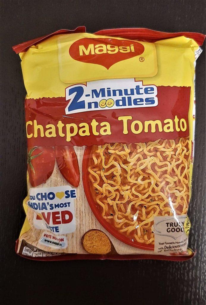 Maggi Chatpata Tomato