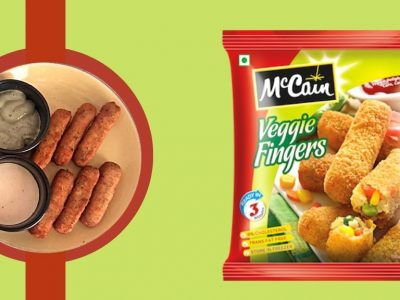 Mccain Veggie Fingers Review