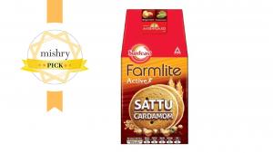 Sunfeast's Sattu Cardamom Biscuits-mishry