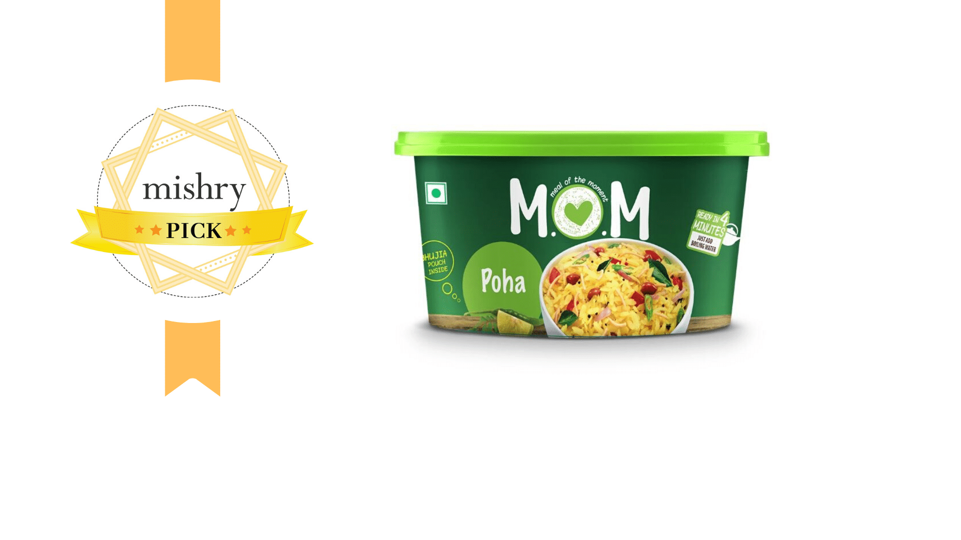 M.O.M's Instant Poha-mishry