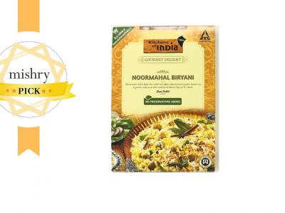 Kitchens' Of India's Noormahal Biryani-mishry