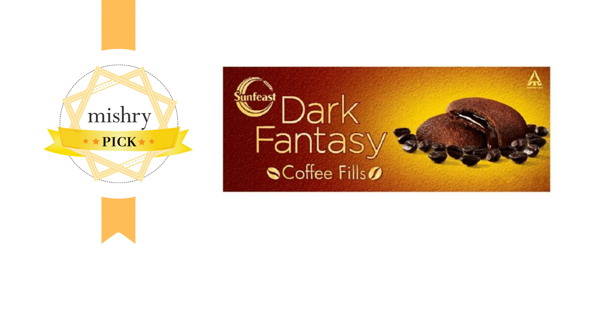 Sunfeast's Dark Fantasy Coffee Fills-mishry