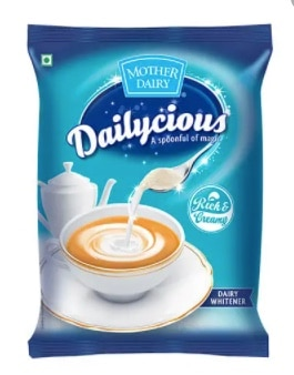 Mother Dairy Dailycious Dairy Whitener- Also Recommended
