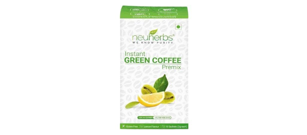 Neuherbs Instant Green Coffee Premix