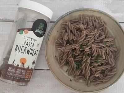 NutraHi Gluten Free Buckwheat Pasta Review