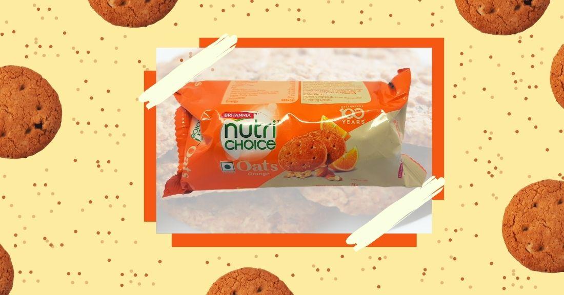 Nutri Choice Orange