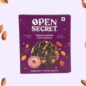 Open-secret-choco-almond-nutty-cookies