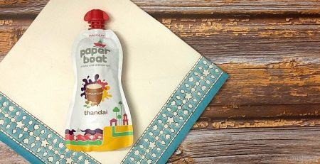 Paper Boat Thandai Review