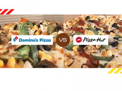 Pizza Hut Vs Domino's Review