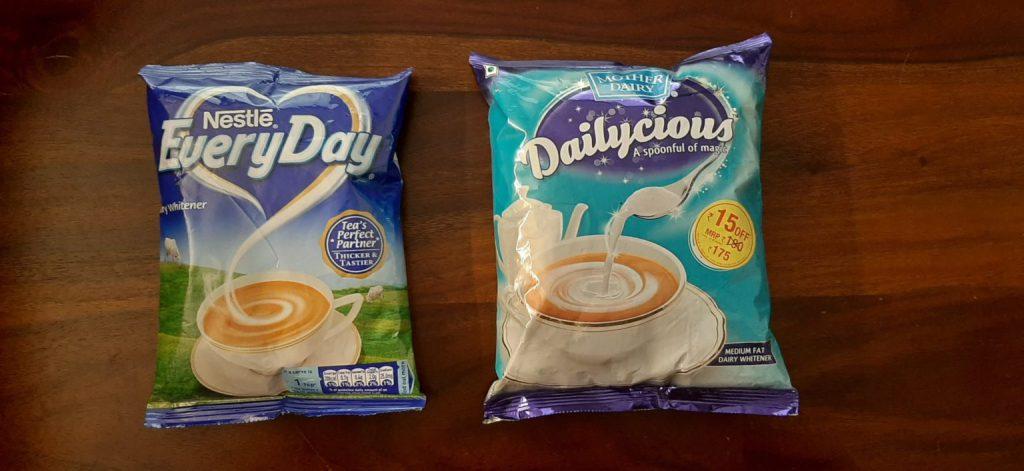 Quick Comparison – The Better Dairy Whitener