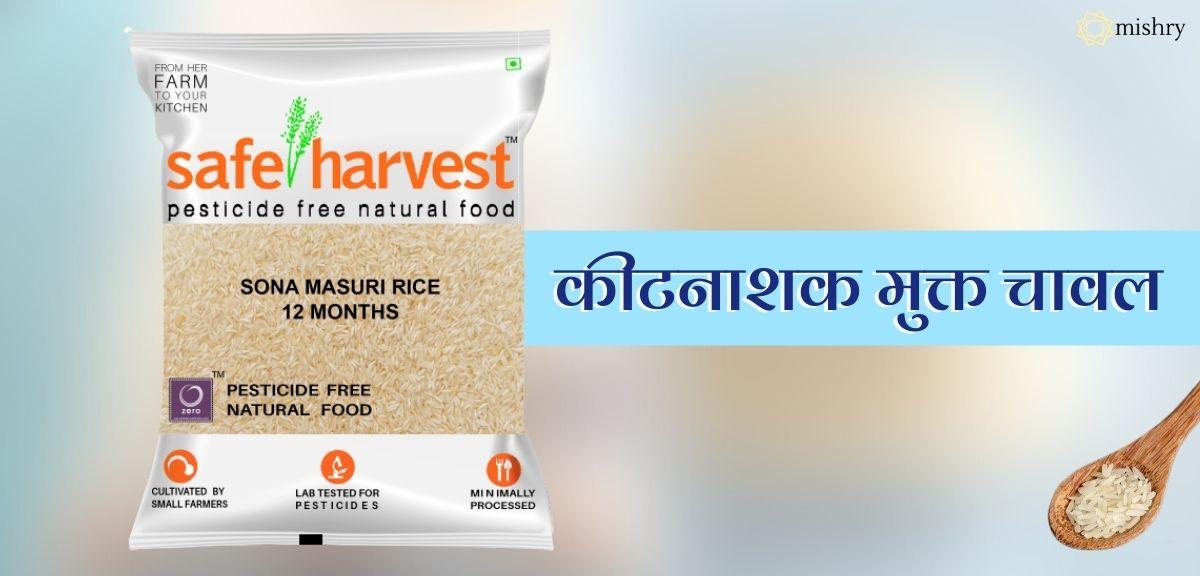 Safe Harvest Sona Masuri Rice Review