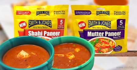 Smith & Jones Masala Review