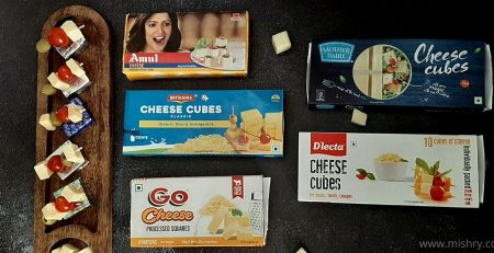 Tastiest Cheese Cube Brands in India
