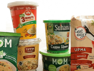 Best Ready To Eat Upma-mishry